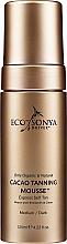 Parfémy, Parfumerie, kosmetika Samoopalovací pěna s kakaem - Eco by Sonya Eco Tan Cacao Tanning Mousse