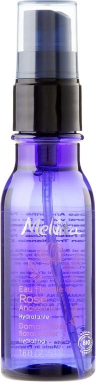 Růžová květinová voda Melvita - Melvita Face Care Damask Rose Floar Water-Spray