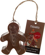 """Parfémy, Parfumerie, kosmetika Mýdlo zimní """"Čokoláda a ořechy"""" - Mohani"""