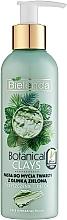 Parfémy, Parfumerie, kosmetika Čistící pleťová pasta se zeleným jílem - Bielenda Botanical Clays Vegan Face Wash Paste Green Clay