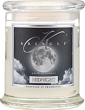 Parfémy, Parfumerie, kosmetika Vonná svíčka ve skle - Kringle Candle Midnight