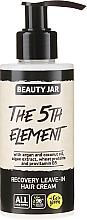 "Parfémy, Parfumerie, kosmetika Obnovující nesmyvatelný krém na vlasy ""The 5th Element"" - Beauty Jar Recovery Leave-In Hair Cream"
