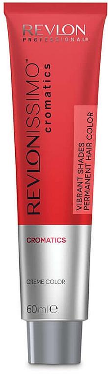 Krémová barva na vlasy - Revlon Professional Revlonissimo Cromatics