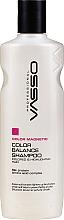 Parfémy, Parfumerie, kosmetika Šampon pro barvené vlasy - Vasso Professional Color Balance Shampoo