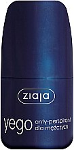 Parfémy, Parfumerie, kosmetika Pánský antiperspirant - Ziaja Anti-perspirant for Men