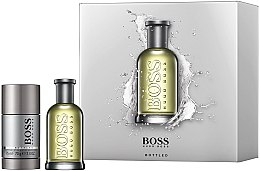Parfémy, Parfumerie, kosmetika Hugo Boss Boss Bottled - Sada (edt/50ml + deo/75ml)