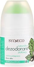 Parfémy, Parfumerie, kosmetika Přírodní bylinný deodorant - Sylveco