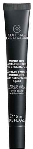 Gel s antibakteriálním účinkem se sklonem k akné - Collistar Uomo Anti-Blemish Micro-Gel — foto N1