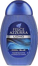 Šampon a sprchový gel Coll Blue - Paglieri Felce Azzurra Shampoo And Shower Gel For Man — foto N1