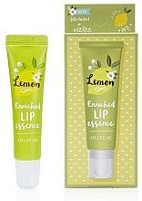 Parfémy, Parfumerie, kosmetika Esence na rty s citronovou vůní - Welcos Around Me Enriched Lip Essence Lemon