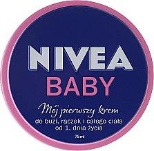 Parfémy, Parfumerie, kosmetika Dětský krém My First Cream - Nivea Baby My First Cream