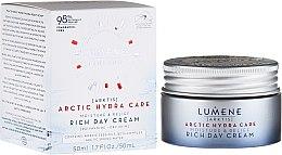 Parfémy, Parfumerie, kosmetika Denní krém na obličej - Lumene Arctic Hydra Moisture Relief Cream