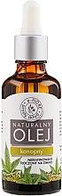 Parfémy, Parfumerie, kosmetika Konopí olej - E-Fiore Natural Oil