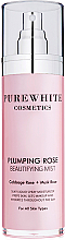 Parfémy, Parfumerie, kosmetika Hydratační pleťový sprej - Pure White Cosmetics Plumping Rose Beautifying Mist