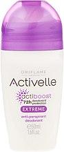 Parfémy, Parfumerie, kosmetika Kuličkový deodorant antiperspirant 72h - Oriflame Activelle Actiboost Extreme