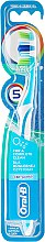 Parfémy, Parfumerie, kosmetika Zubní kartáček, světle modrý - Oral-B Complete 5 Ways Clean 40 Medium