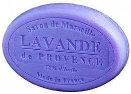 """Parfémy, Parfumerie, kosmetika Přírodní mýdlo """"Levandule"""" - Le Chatelard 1802 Soap Lavender"""