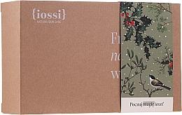 """Parfémy, Parfumerie, kosmetika Dárková sada """"Aromatické trio. Zesvětlující rituál"""" - Iossi Fragrant Trio Brightening Ritual Set (paste/120ml + ser/30ml + cr/50ml)"""