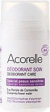 """Parfémy, Parfumerie, kosmetika Minerální osvěžující deodorant """"Mandle-heřmánek"""" - Acorelle Deodorant Care"""