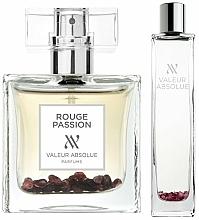 Parfémy, Parfumerie, kosmetika Valeur Absolue Rouge Passion - Sada (edp/50ml + oil/30ml)