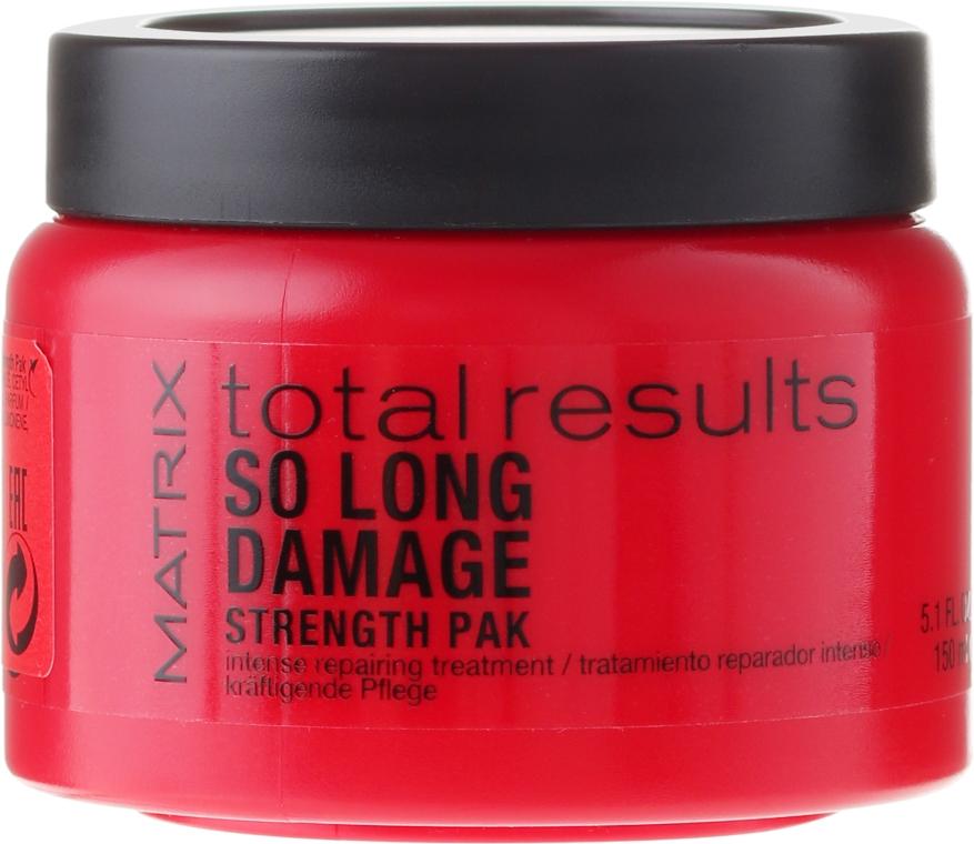 Intenzivní maska na vlasy - Matrix Total Results So Long Damage Mask