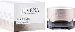 Parfémy, Parfumerie, kosmetika Noční krém pro citlivou plet' - Juvena Skin Optimize Night Cream Sensitive Skin