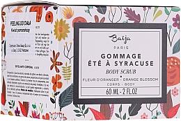 Parfémy, Parfumerie, kosmetika Tělový peeling - Baija Ete A Syracuse Body Scrub
