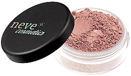 Parfémy, Parfumerie, kosmetika Sypký minerální tvářenka - Neve Cosmetics Blush