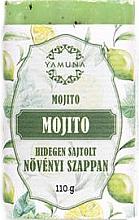 """Parfémy, Parfumerie, kosmetika Za studena lisované mýdlo """"Mohito"""" - Yamuna Mojito Cold Pressed Soap"""
