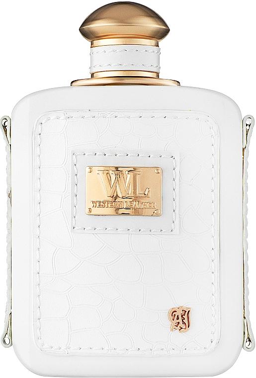 Alexandre.J Western Leather White - Parfémovaná voda — foto N1