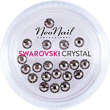 Parfémy, Parfumerie, kosmetika Kamínky na nehty - NeoNail Professional Swarovski Crystal SS10 (20ks)