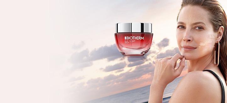 K nákupu produktů Biotherm v hodnotě nad 880 Kč získej krém na ruce 20 ml jako dárek