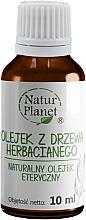 Parfémy, Parfumerie, kosmetika Čajovníkový olej - Natur Planet Tea Tree Oil
