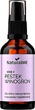 Parfémy, Parfumerie, kosmetika Olej z hroznových jader - NaturalME (s dávkovačem)