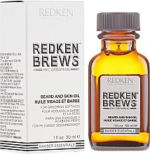 Parfémy, Parfumerie, kosmetika Olej na bradu - Redken Brews Beard & Skin Oil