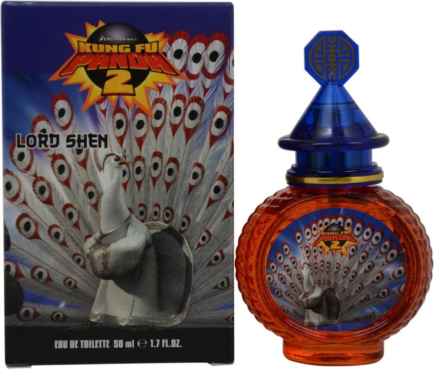 First American Brands Kung Fu Panda 2 Lord Shen - Toaletní voda — foto N2
