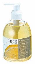 Parfémy, Parfumerie, kosmetika Eko mýdlo s citronovým olejem - Eco Cosmetics Eco Hand Soap With Lemon