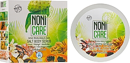 Parfémy, Parfumerie, kosmetika Tělový peeling Himálajská sůl - Nonicare Intensive Salt Body Scrub