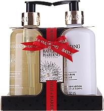 Parfémy, Parfumerie, kosmetika Sada - Baylis & Harding Sweet Mandarine and Grapefruit (h/wash/300ml + b/lot/300ml)