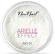 Parfémy, Parfumerie, kosmetika Pudr na zdobení nehtů - NeoNail Professional Arielle Effect
