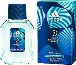 Parfémy, Parfumerie, kosmetika Adidas UEFA Champions League Dare Edition - Lotion po holení