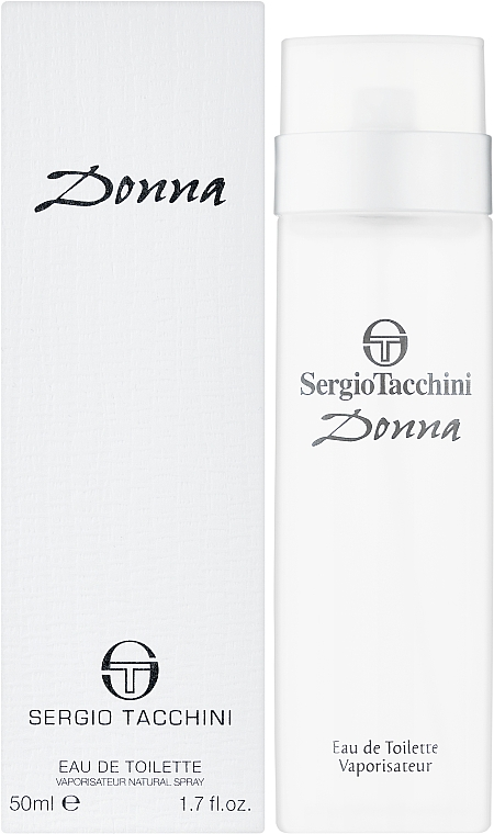 Sergio Tacchini Donna - Toaletní voda — foto N2