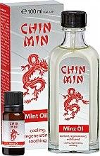 Parfémy, Parfumerie, kosmetika Mléko Chin Min s mátou a čajovým stromem - Styx Naturcosmetic Chin Min Minz Oil
