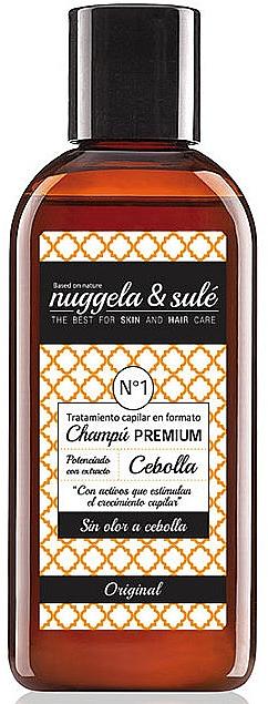 Šampon na vlasy - Nuggela & Sule Premium N?1 Shampoo — foto N1