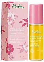 Parfémy, Parfumerie, kosmetika Olej z arganu a šípku - Melvita Huiles De Beaute Argan & Rose Hip Oil Roll-On