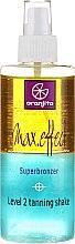 Parfémy, Parfumerie, kosmetika Dvoufázový sprej na opalování v soláriu - Oranjito Level 2 Tanning Shake