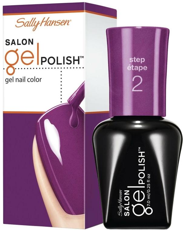 Gel lak na nehty - Sally Hansen Salon Gel Polish