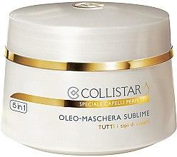 Parfémy, Parfumerie, kosmetika Maska na vlasy - Collistar Oleo-Maschera Sublime
