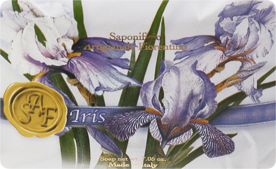 Toaletní mýdlo Iris - Saponificio Fiorentino Primavera Irys