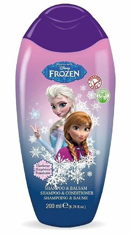"""Šampon-kondicionér na vlasy """"Frozen"""" - Disney Frozen Shampoo & Conditioner — foto N1"""